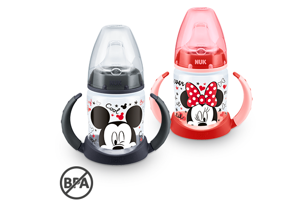Butelka NUK First Choice Disney Myszka Miki 150 ml do nauki picia