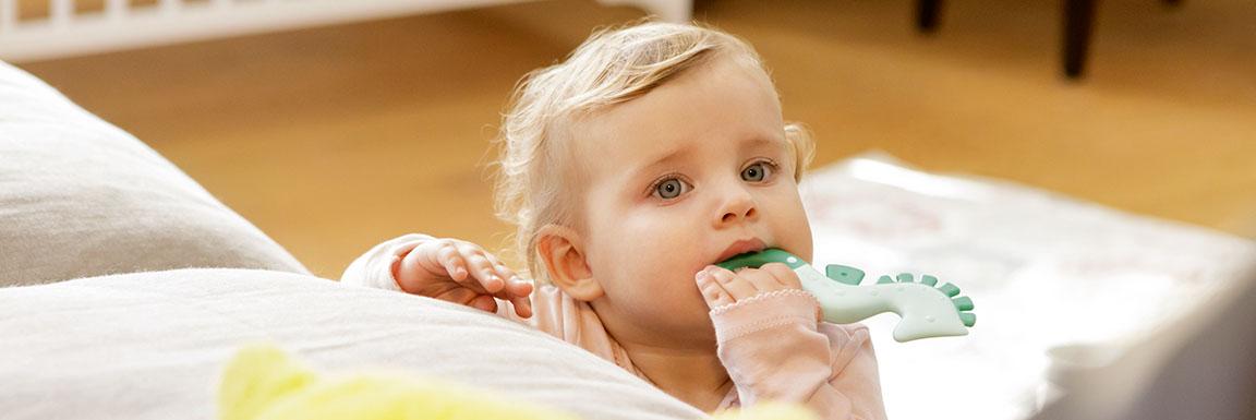 Pielęgnacja pierwszych ząbków