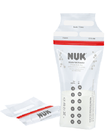 Woreczki na mleko matki NUK