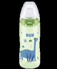 NUK Active Cup, z ustnikiem silikonowym