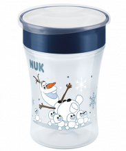 "Kubek ""niekapek"" NUK Disney Frozen Magic Cup 230ml"