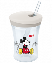 Kubek NUK Action Cup Myszka Miki 230ml