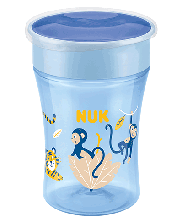 "Kubek NUK Magic Cup ""niekapek"", 230 ml"