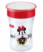 "Kubek ""niekapek"" NUK Disney Minnie Mouse Magic Cup, 230ml"
