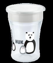 "Kubek ""niekapek"" NUK Magic Cup  monochromatyczny, 230ml"