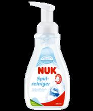 Płyn do mycia butelek i smoczków NUK z dozownikiem piany, 380 ml