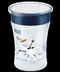 """Kubek """"niekapek"""" NUK Disney Frozen Magic Cup 230ml"""