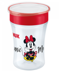 "Kubek ""niekapek"" NUK Disney Minnie Mouse Magic Cup, 230ml"