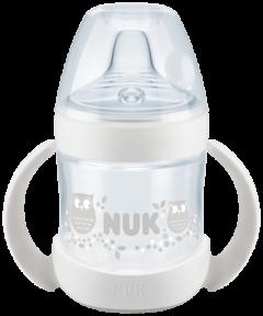 Butelka 150 ml NUK Nature Sense z uchwytami